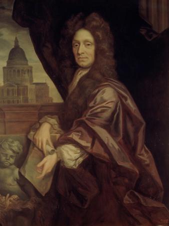 Sir Christopher Wren (1632-1723)