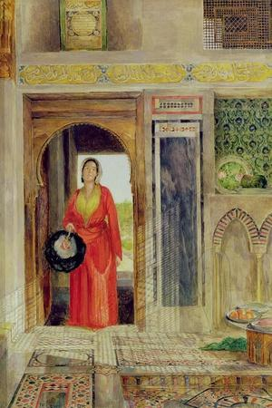 Entrance to the Harem, 1871