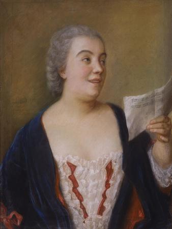 The Singer, 1736