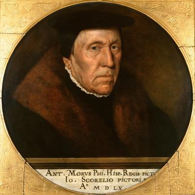 Jan Van Scorel (1495-1562) 1560