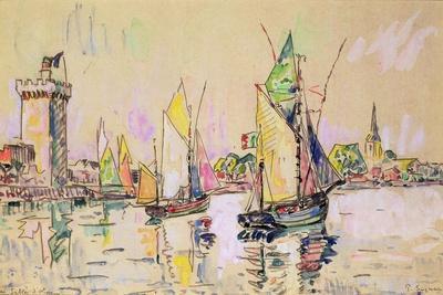 Sailing Boats at Les Sables-D'Olonne