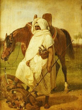 The Lion Hunter, 1833