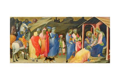 The Adoration of the Magi, C.1408