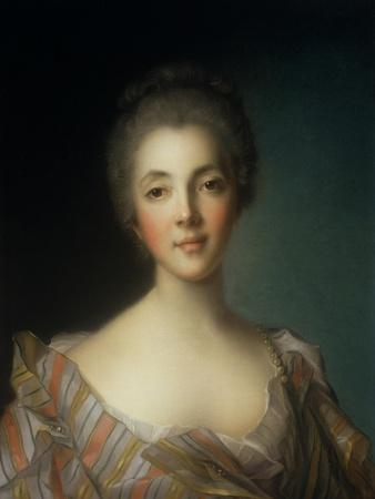 Portrait of Madame Dupin (1706-95)