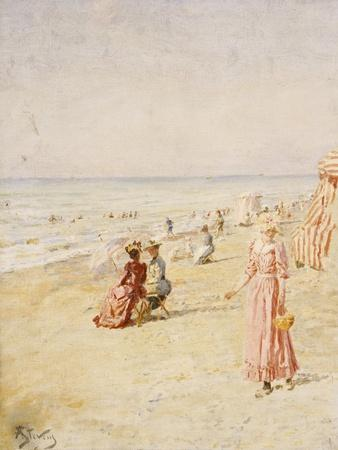 The Beach, Ostende