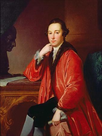 Portrait of Rev. William Strickland