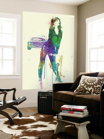 wall art decor for living room.htm camaro girl wall mural by naxart at allposters com  wall mural by naxart at allposters com