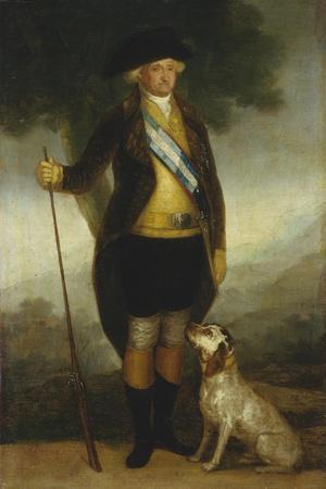 Carlos Iv of Spain, Hunting c.1799-1800