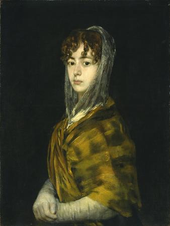 Senora Sabasa Garcia, c.1806-11