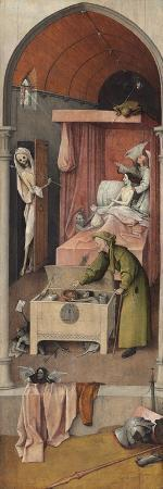 Death and Miser, c.1485-90