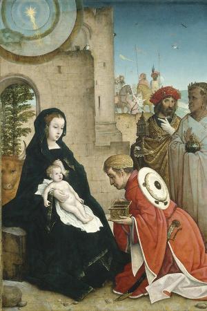 Adoration of the Magi, c.1508-19