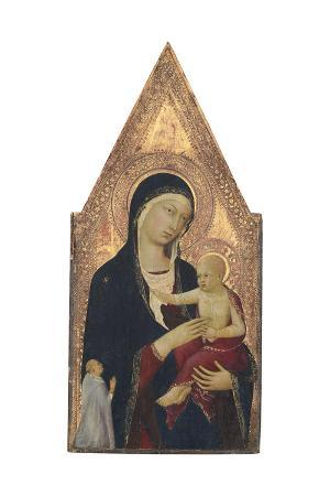 Madonna and Child with Donor, 1325-30