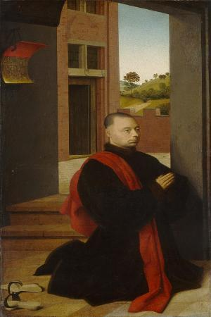 Portrait of a Male Donor, c.1455