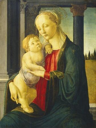 Madonna and Child, c.1467