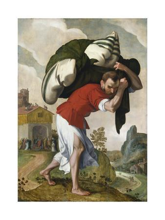 The Healing of the Paralytic, 1560-90