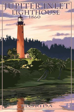 Jupiter Inlet Lighthouse - Jupiter, Florida