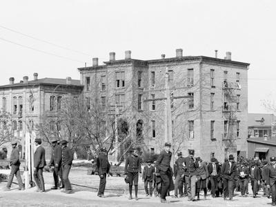 Alabama Hall, Tuskegee Institute, Ala.