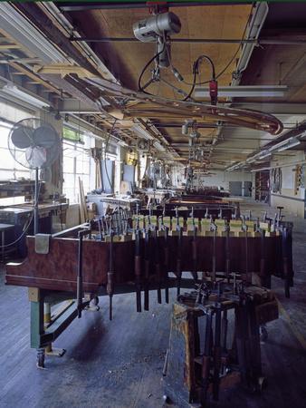 Steinway Manufacturing