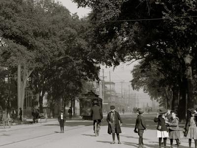 Government Street, Mobile, Ala.