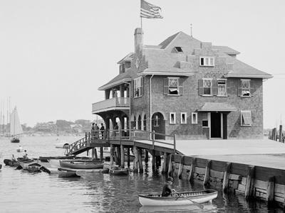 Boston Yacht Club, Marblehead, Mass.