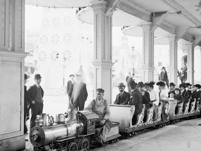 Miniature Railway, Coney Island, New York