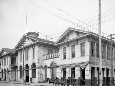 Old Market House, Mobile, Ala.