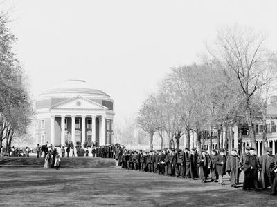 Inauguration Day, University of Virginia