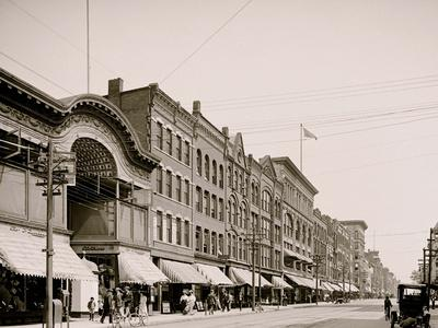 High Street, Holyoke, Mass.