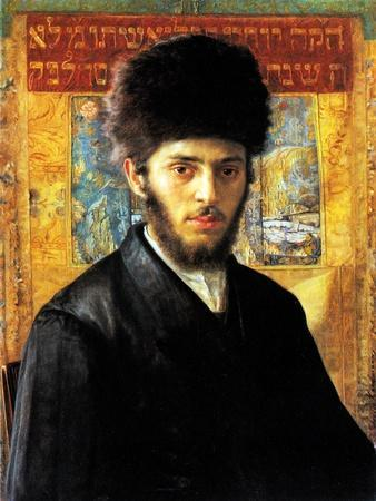 Young Rabbi from Nadorna
