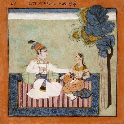 Madhu Ragaputra, the Third Son of Bhairava Raga