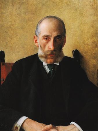 Stock Exchange Broker Isidor Gewitsch