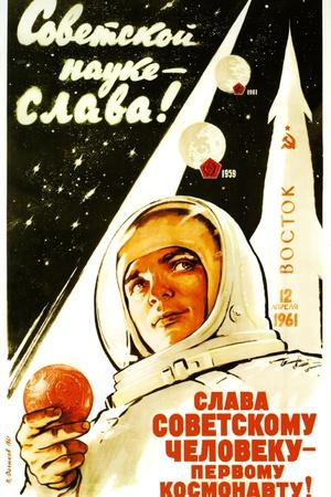 Long Live Soviet Science, Long Live the Soviet Man