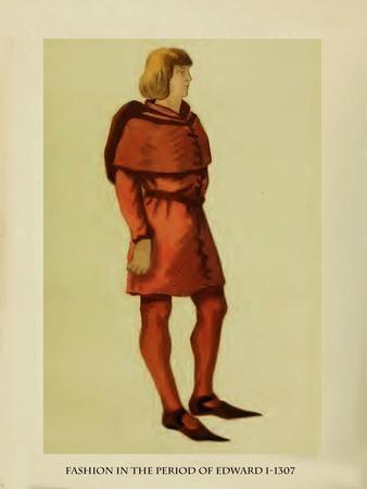 Fashion in the Period of Edward I