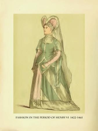 Fashion in the Period of Henry Vi