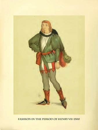 Fashion in the Period of Henry VII