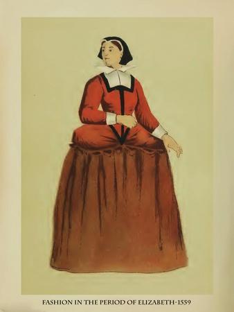 Fashion in the Period of Elizabeth