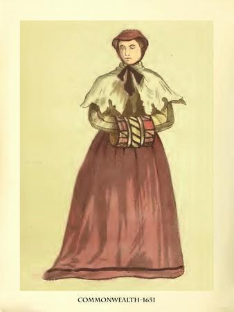 Fashion in the Commonwealth Period