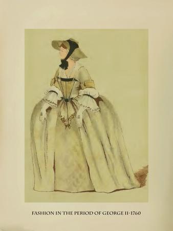 Fashion in the Period of George II