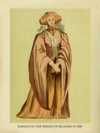 Fashion in the Period of Richard II