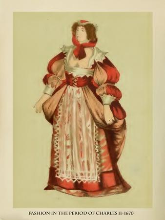 Fashion in the Period of Charles II