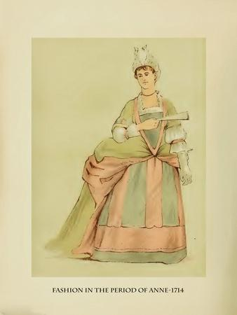 Fashion in the Period of Queen Anne