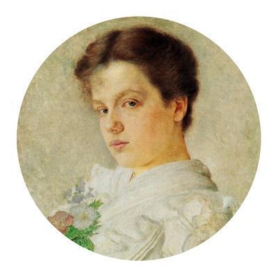 Portrait of Lotte Krieser