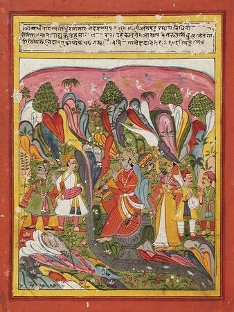 Sindhu Ragaputra, Son of Shri Raga