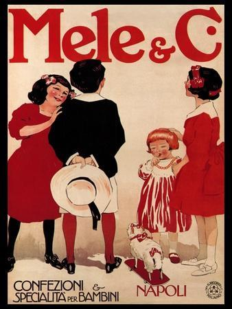 Children's Fashion at Mele