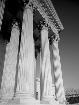 Supreme Court of the United States Colonnade