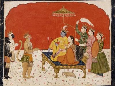 Rama's Court