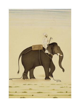 Mahout on an Elephant