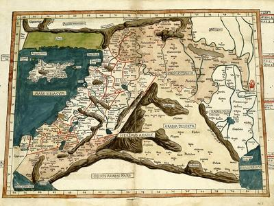 Cyprus, Syria, Babylonia and Judea