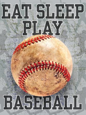 Eat Sleep Play Baseball
