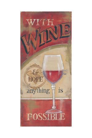 Wine and Hope
